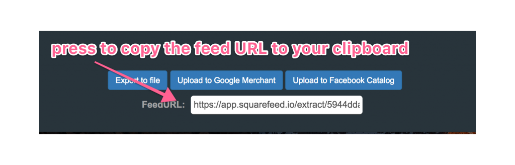 How to set up your Facebook Product Catalog feed | Squarefeed
